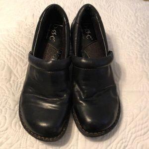 B-O-C Born Concept black size 8 shoes